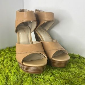 Seychelles | stacked wedges W 8.5